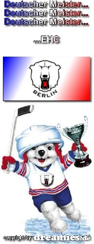 Wir werden auch 2010 Deutscher MEISTER