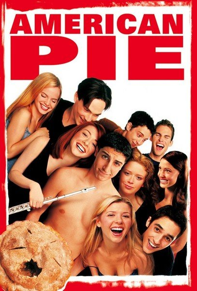 American Pie (1999) 720p.MPEG-4-KiT /Lektor PL