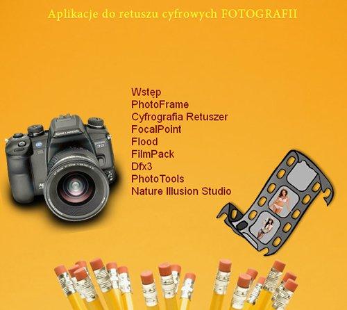 Aplikacje do retuszu cyfrowych fotografii