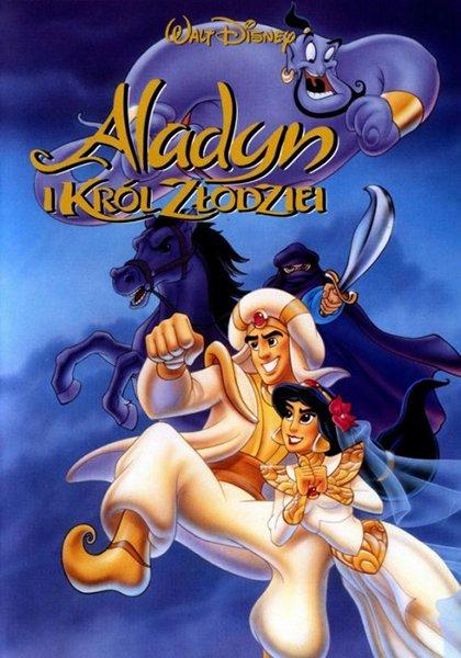 Aladyn i król złodziei (1995) Blu-ray Video-BDAV-AAC-ZF/Dubing/PL